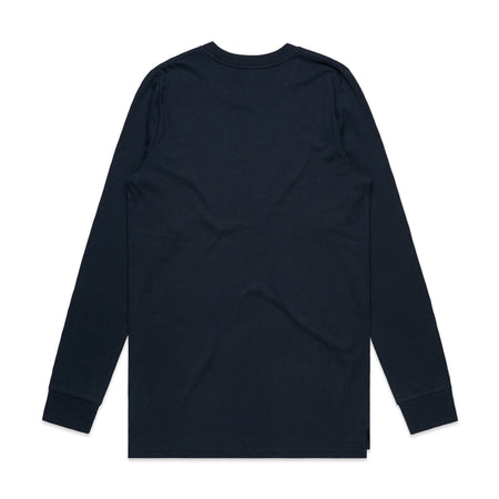 AS Colour Base Long Sleeve Navy
