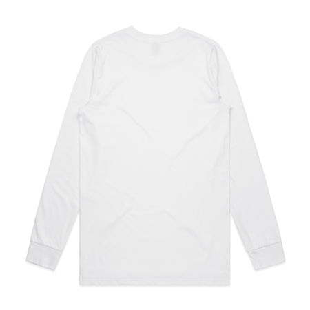 AS Colour Base Long Sleeve White