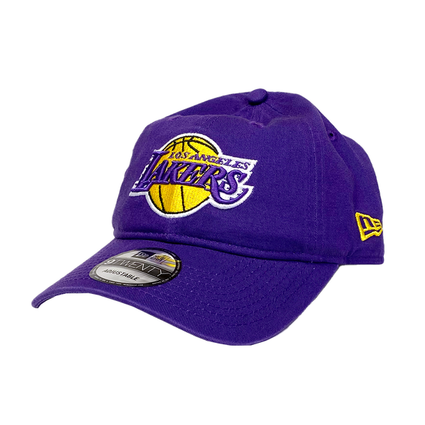 New Era 9Twenty Wash Tag Los Angeles Lakers