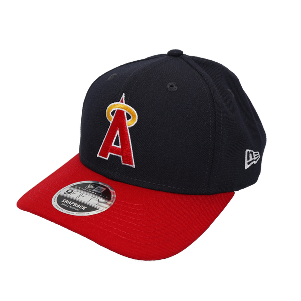 New Era 9Fifty Pre Curved Snapback Los Angeles Angels Cooperstown