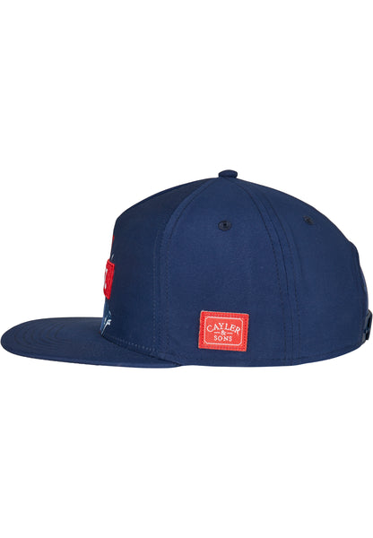 Cayler and Sons WL Retro Trust Snapback Navy/MC