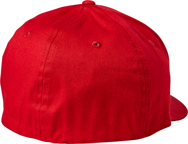 Fox Episcope Flexfit Hat Red/White