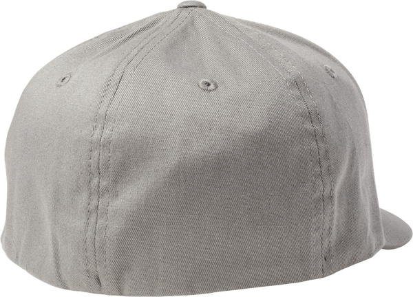 Fox Shield Flexfit Hat Pewter