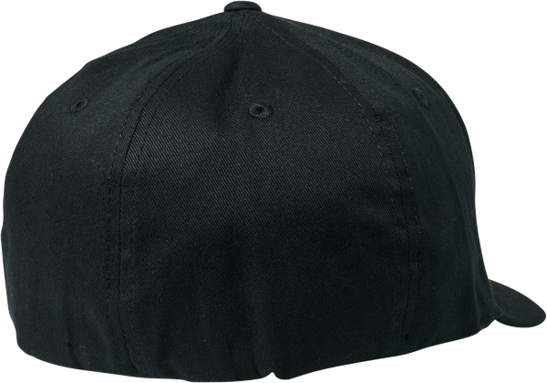 Fox Ellipsoid Flexfit Hat Black Green