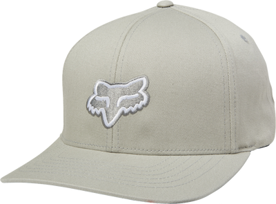 Fox Legacy Flexfit Hat Steel Grey