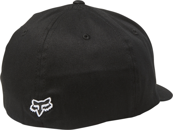 Fox 45 Flexfit Hat Black/White