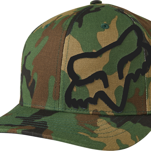Fox Flex 45 Flexfit Hat Camo