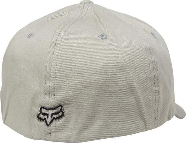 Fox Flex 45 Flexfit Hat Steel Grey
