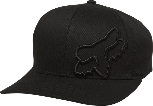 Fox Youth Flex 45 Flexfit Hat Black