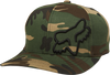 Fox Youth Flex 45 Flexfit Hat Camo