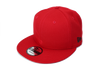 New Era 9Fifty Blank Scarlet