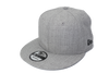 New Era 9Fifty Blank Heather Grey