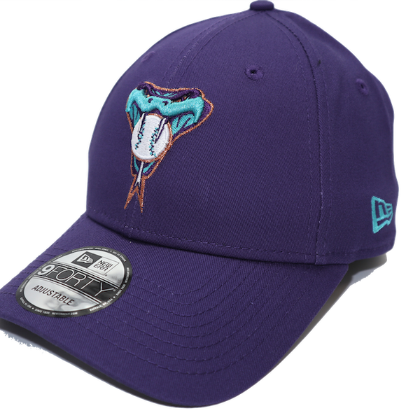 New Era 9Forty Arizona Diamondbacks Purple
