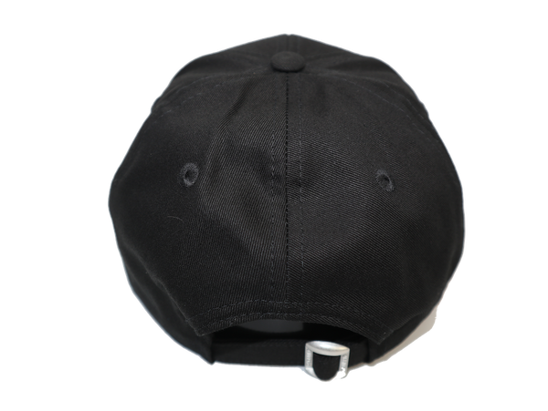 New Era 9Forty Clothstrap Blank Black