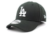 New Era Los Angeles Dodgers Black/White 39Thirty