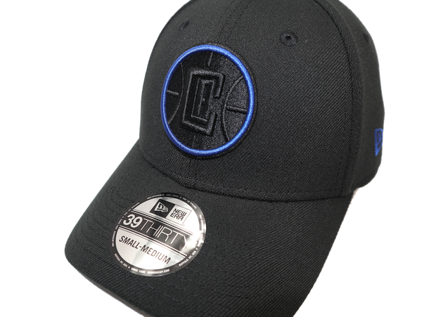New Era 39Thirty Team Outline Los Angeles Clippers
