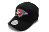 Mitchell and Ness Oklahoma City Thunder Team Colour Logo 110 Snapback
