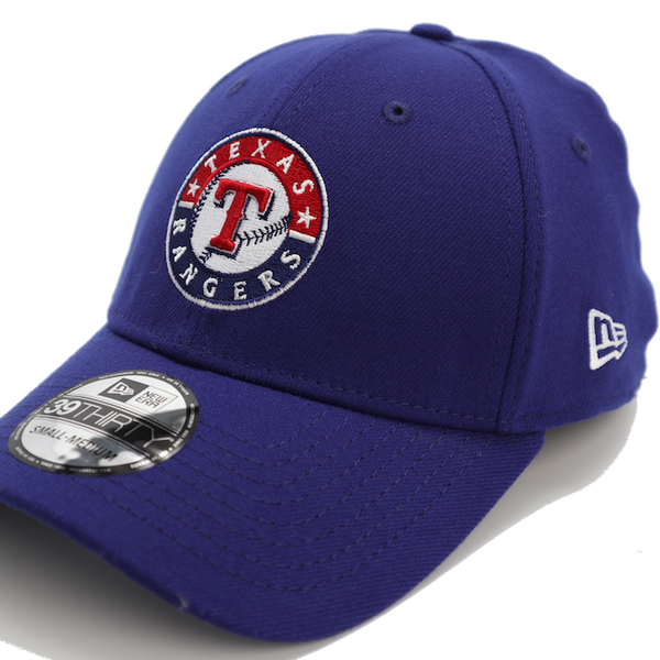 New Era 39Thirty Logo Pack Texas Rangers