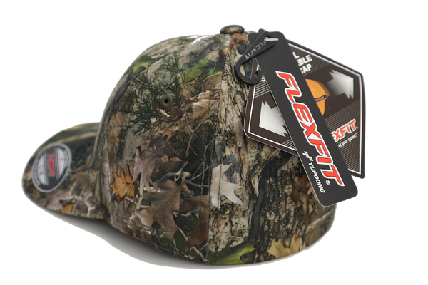 Flexfit True Timber Fitted Kanati/Camo