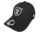 New Era 39Thirty Oakland Raiders Black