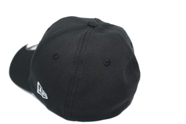 New Era 39Thirty Las Vegas Raiders Team Black