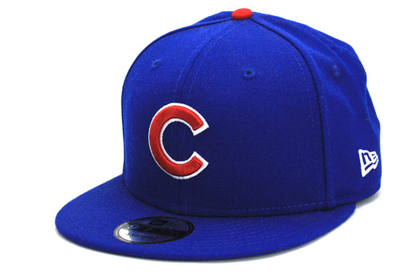 New Era 9Fifty Snapback Chicago Cubs MLB Team