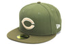 New Era Cincinnati Reds Alt2 MLB On Field 2018 59Fifty Fitted