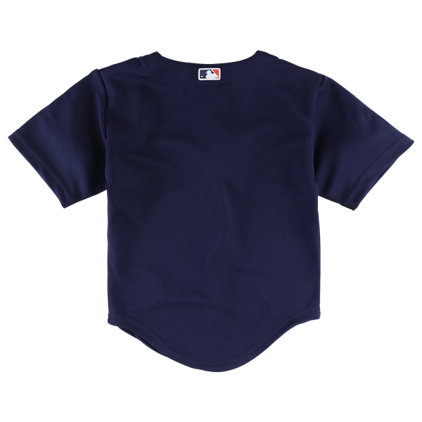 Majestic Athletic Alt 2 Replica Team Blank Boston Red Sox Navy Kids