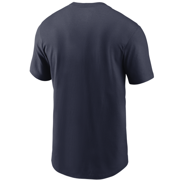 Nike Logo Essential Tee New England Patriots College Navy