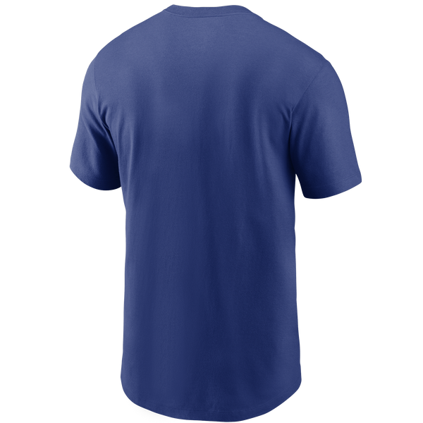 Nike Logo Essential Tee New York Giants Rush Blue