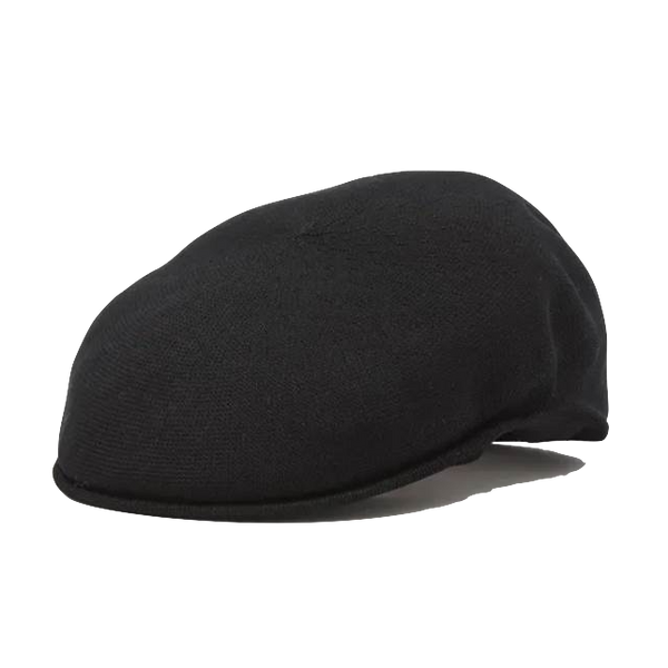 Kangol Tropic Fitted Cap Charcoal