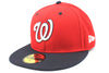 Washington Nationals Alt MLB On Field 2017 59Fifty