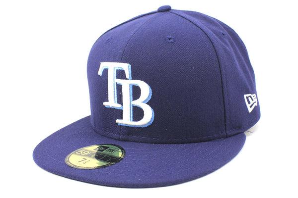 New Era 59Fifty MLB On Field Tampa Bay Rays Game