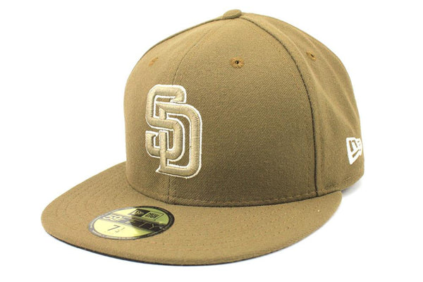 San Diego Padres Alt MLB On Field 2017 59Fifty