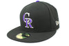 Colorado Rockies Game MLB On Field 2017 59Fifty