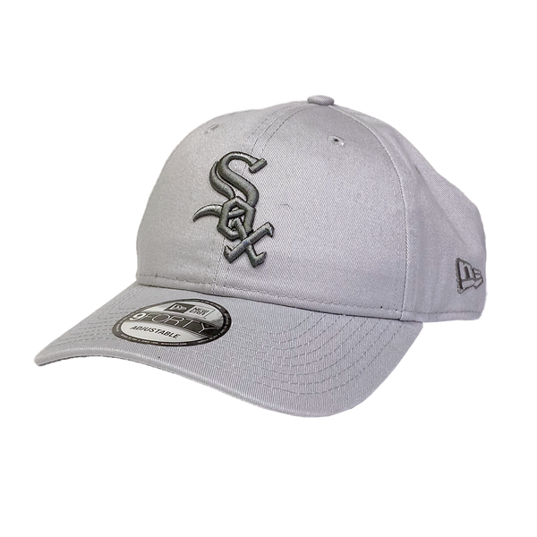 New Era 9Forty Cloth Strap Grey Shade Chicago White Sox