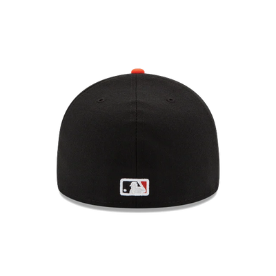 New Era 59Fifty MLB On Field Baltimore Orioles Home