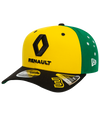 New Era 9Fifty Stretch-Snap Daniel Ricciardo Renault F1