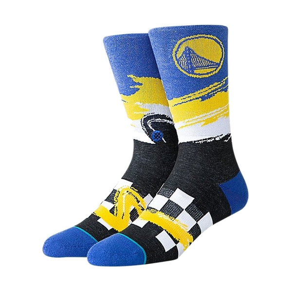Stance Golden State Warriors Wave Racer