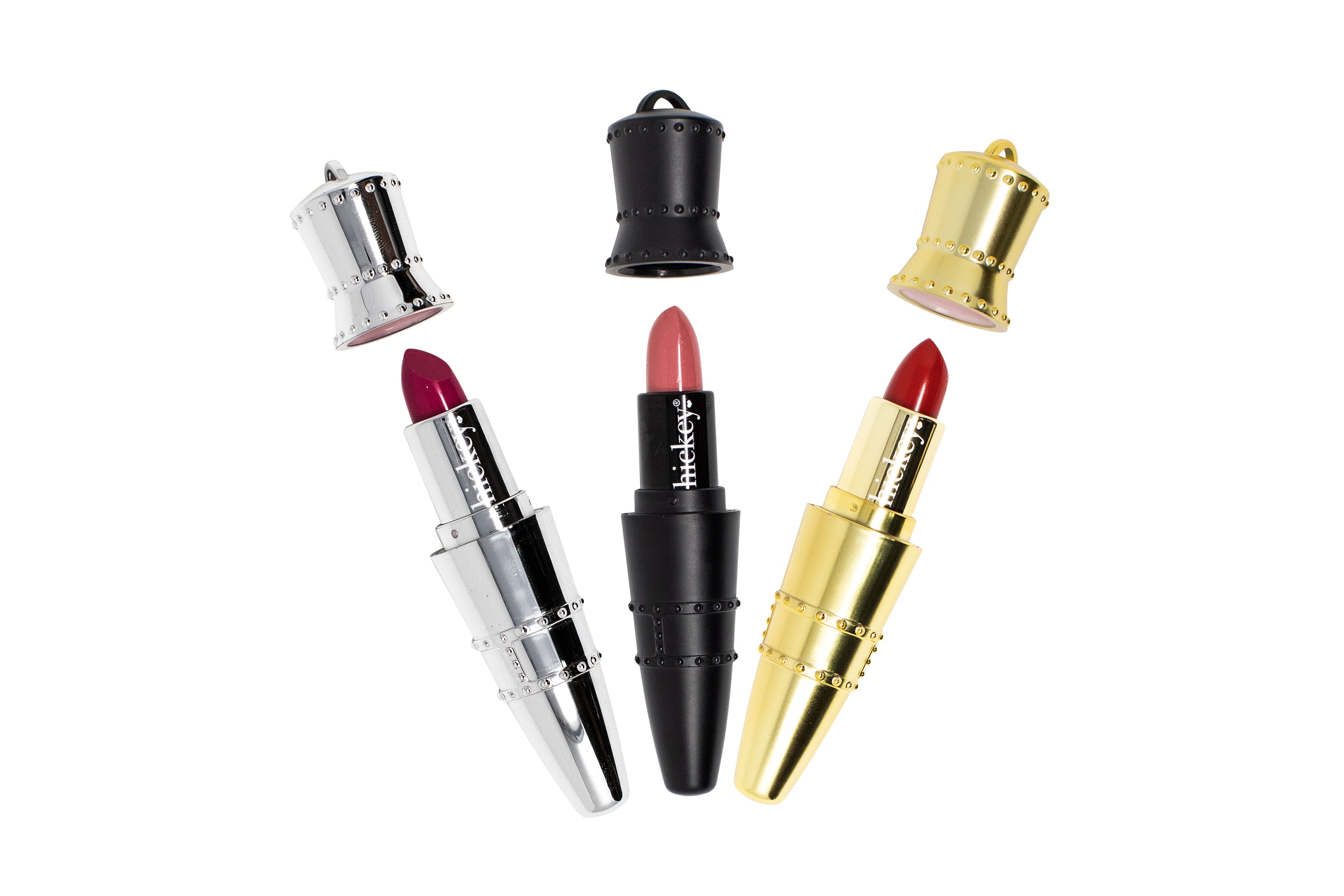 The Essential Collection: Hot Hot Pink, The Perfect Red, Nothing But Nude
