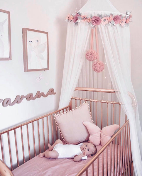 5 tips to creating a sleep-friendly nursery!