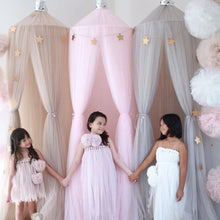 Spinkie Baby Princess Dreamy Canopy in Nude