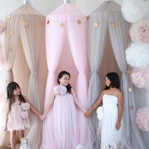 Spinkie Baby Princess Dreamy Canopy in Pink