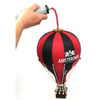 Super Balloon Decorative Hot Air Balloon - Bright Purple, Pink & Blues