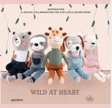 Spinkie Baby Wild at Heart - Teddy Bear