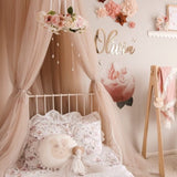Spinkie Baby Princess Canopy in Nude