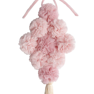 Spinkie Baby Pom Bouquet Garland - Pink & Blush