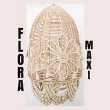 Elok Flora Pendant Chandelier Light - Maxi