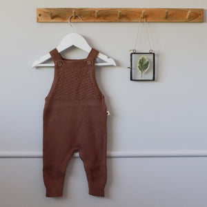 My Brother John Acorn Woodchopper Romper