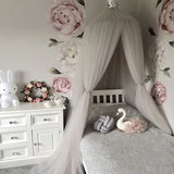 Spinkie Baby Princess Canopy in Grey